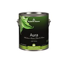 Aura 528 Waterborne Interior Paint - Semi-Gloss Finish
