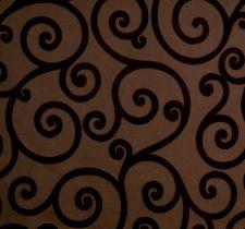 Trend, Jaclyn Smith Home brown black, арт.01845 Pecan