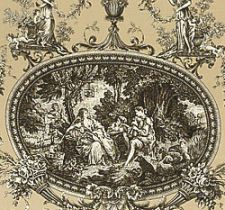 Thibaut, Toile Portfolio, арт.F97316