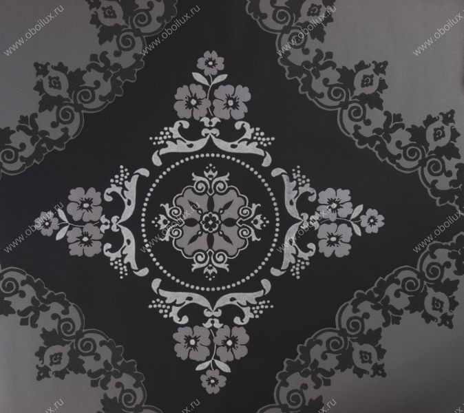 Обои  Eijffinger,  коллекция Black & White, артикул397572