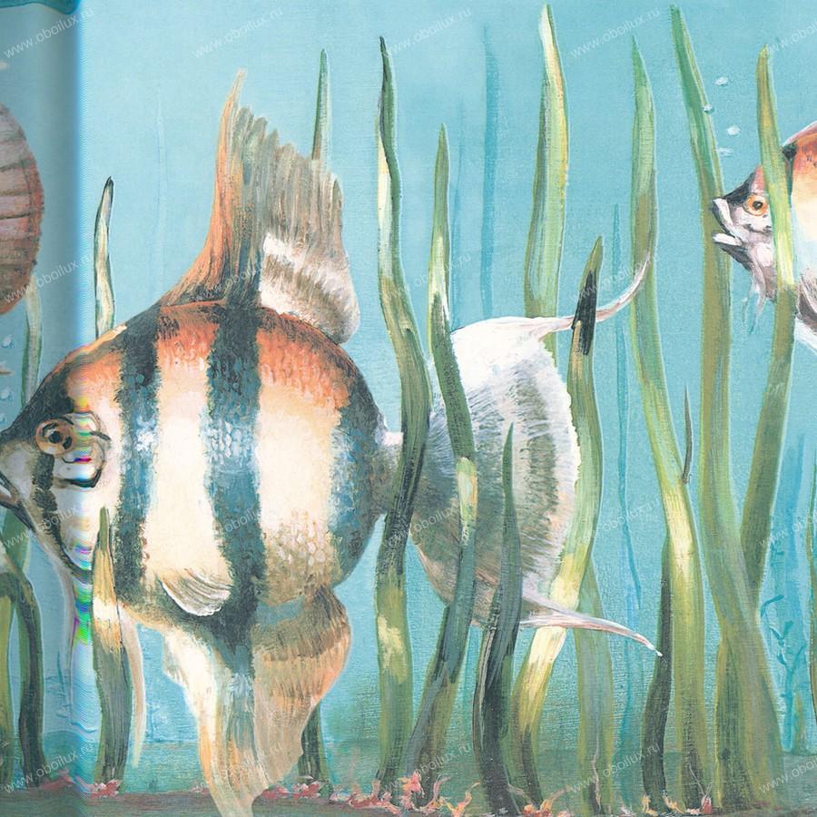 Американские обои Chesapeake,  коллекция Coastal Waters Volume II, артикулCT46031B
