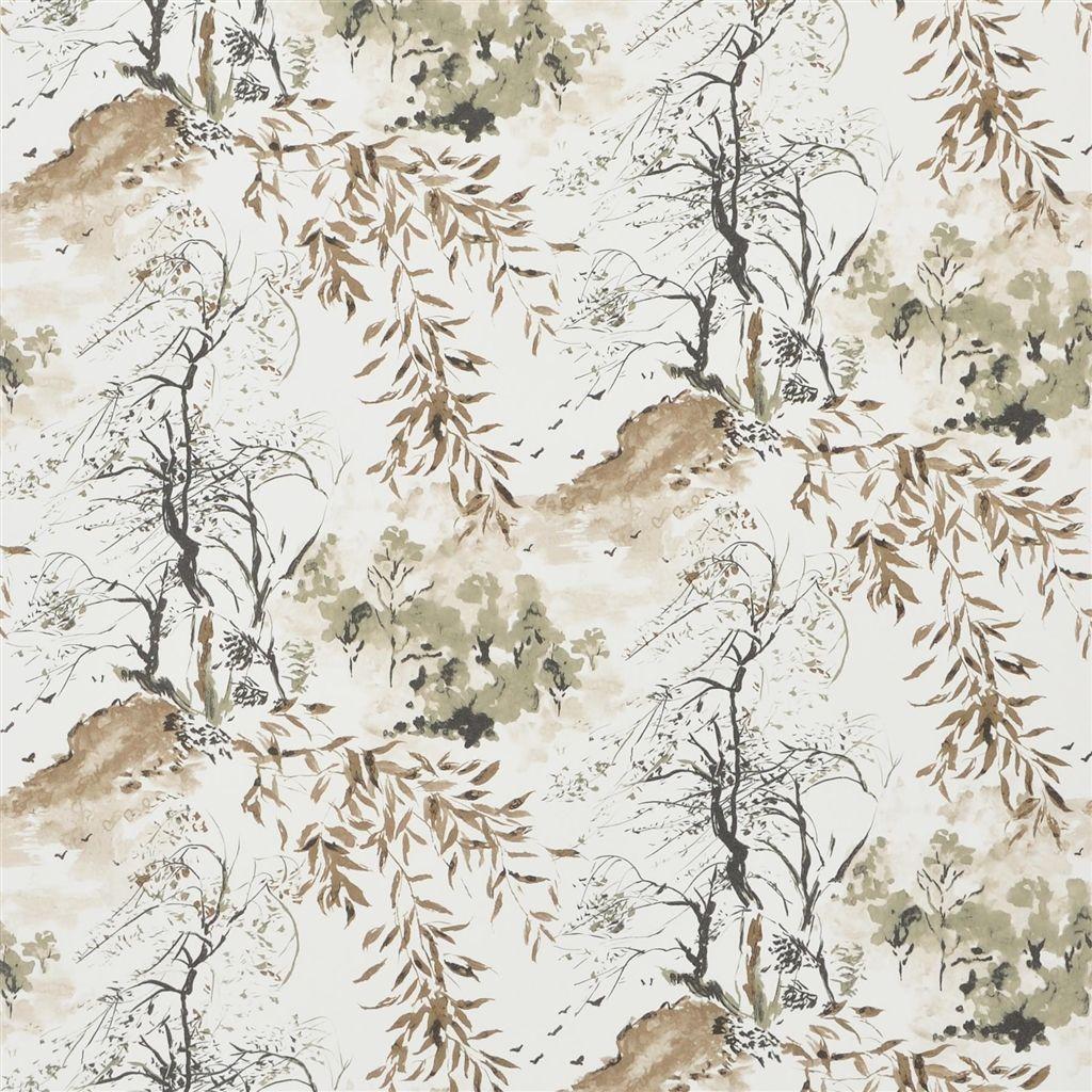 Английские обои Designers guild,  коллекция Shanghai Garden, артикулPDG651/06
