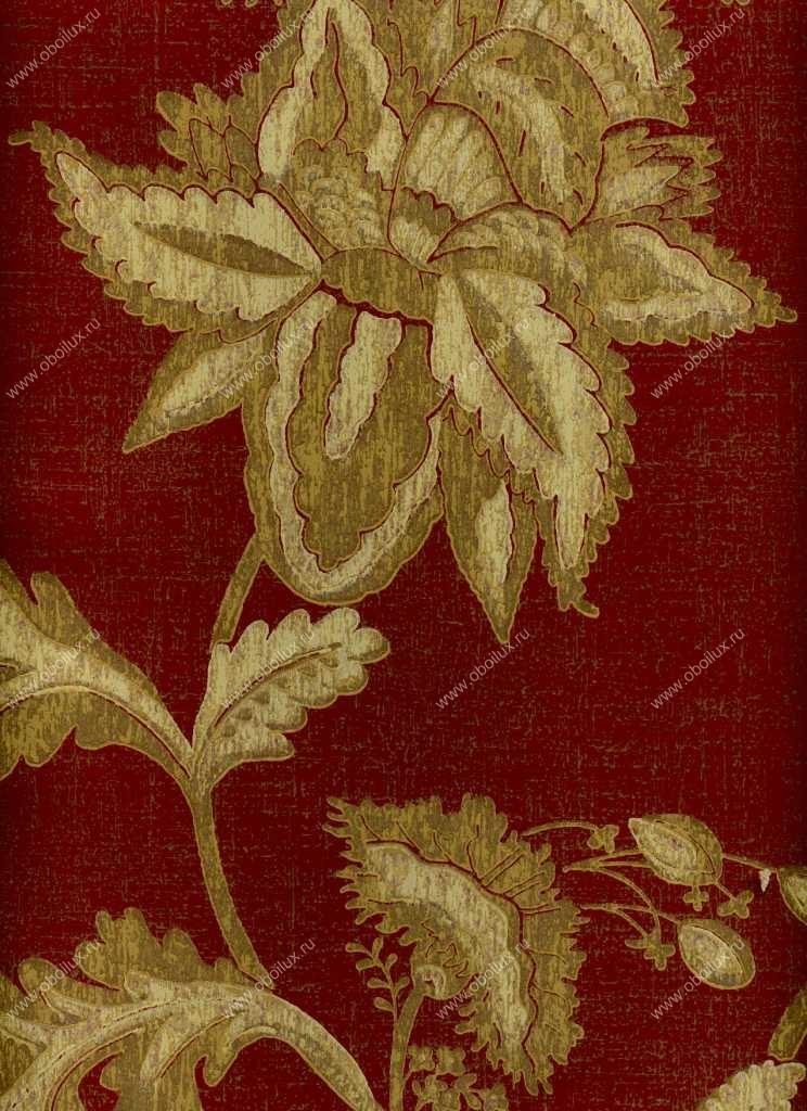 Американские обои York,  коллекция Ashford House - Flowers S.E., артикулWU0758