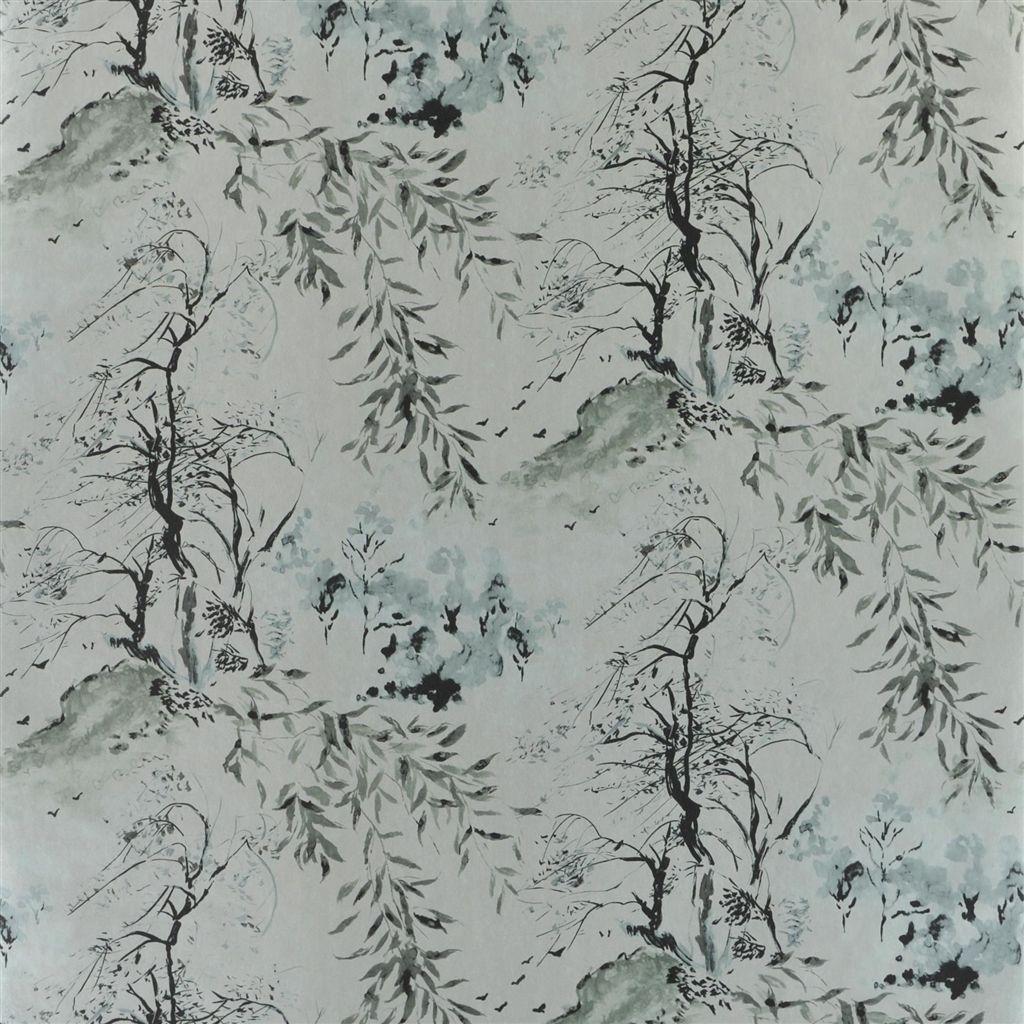 Английские обои Designers guild,  коллекция Shanghai Garden, артикулPDG651/05