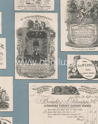 Английские обои Lewis & Wood,  коллекция Sporting & Character, артикулLW5448
