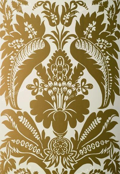 Американские обои Schumacher,  коллекция Palazzo Damasks, артикул5003731