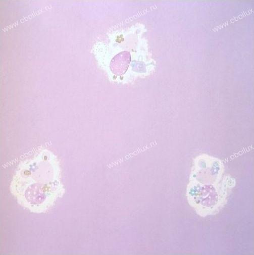 Французские обои Camengo,  коллекция The Little Friends, артикул585217