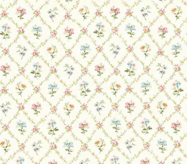 Американские обои Wallquest,  коллекция Springtime Cottage, артикулCG30802