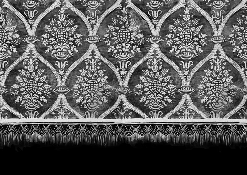Итальянские обои Wall & deco,  коллекция Life 14, артикулWDSE1401