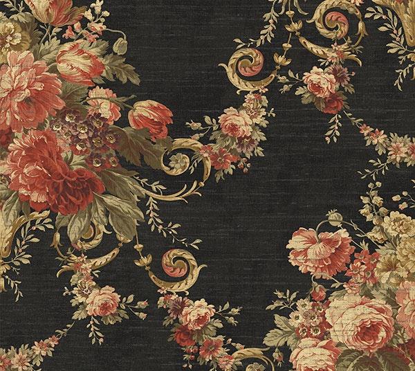 Немецкие обои KT-Exclusive,  коллекция Parisian Florals, артикулFV60001