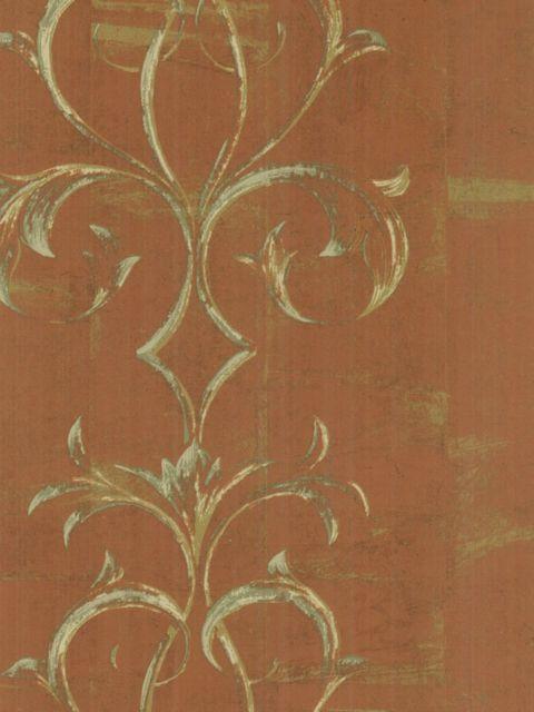 Американские обои Wallquest,  коллекция Sandpiper Studios - New Elegance, артикулSD71201
