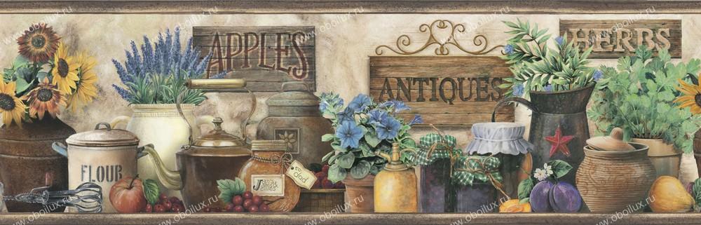 Американские обои Chesapeake,  коллекция Pure Country, артикулPUR44581B