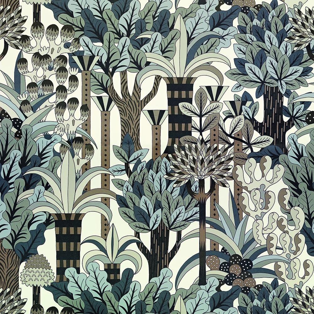 Французские обои Hermes,  коллекция La maison  Les papiers peints vol 4, артикул214036-M01