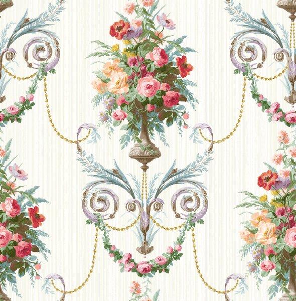 Американские обои Wallquest,  коллекция English Rose, артикулEN11910