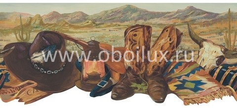 Канадские обои Blue Mountain,  коллекция Brown, артикулBC1583521b