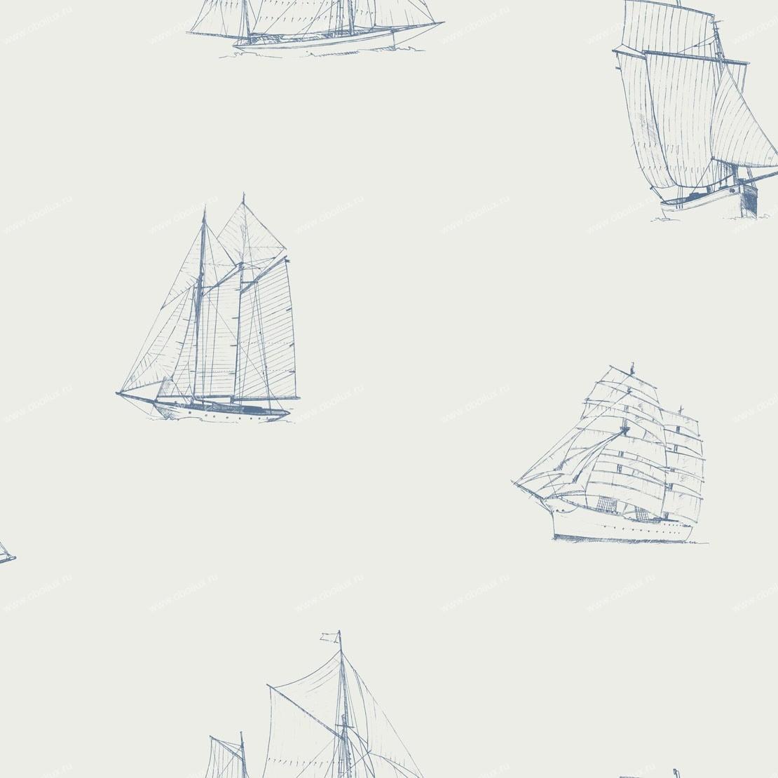 Французские обои Casadeco,  коллекция Fregate, артикулFRG19916123