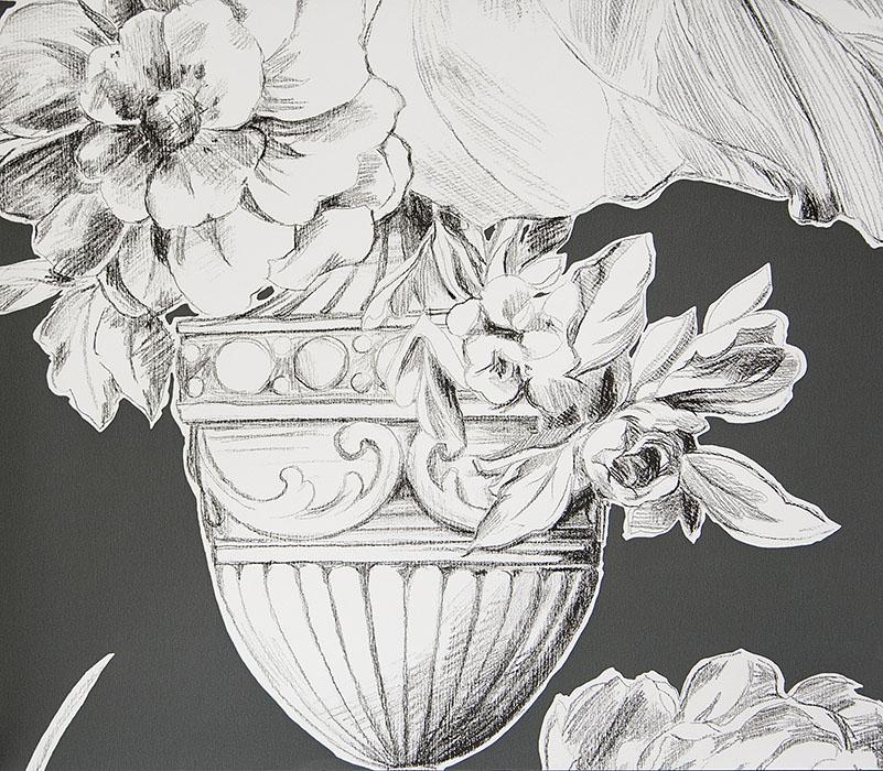 Английские обои Designers guild,  коллекция Zephirine, артикулP546/04