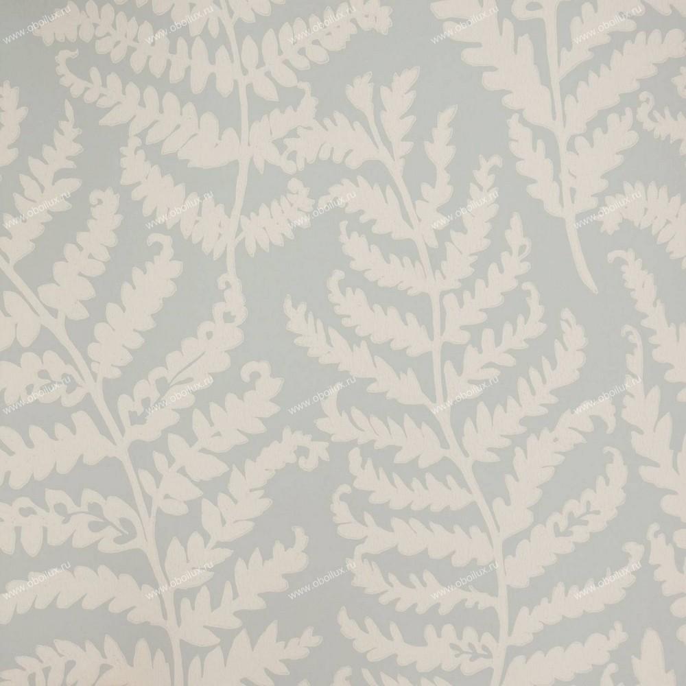Английские обои Clarke & Clarke,  коллекция Wild Garden, артикулW0049-04