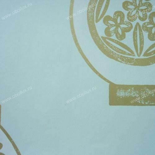 Английские обои Designers guild,  коллекция Oriental Garden, артикулP463/02