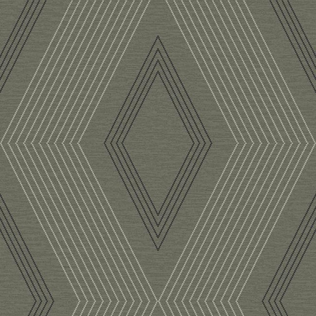 Американские обои York,  коллекция Ashford House - Ashford Geometrics, артикулGE3689
