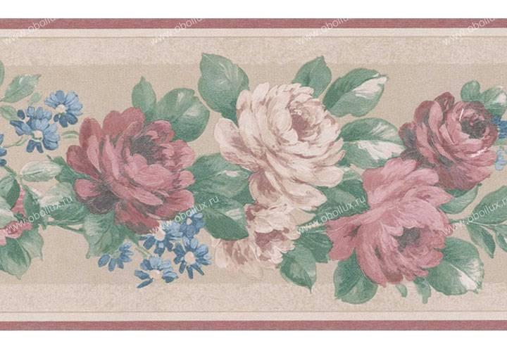 Американские обои Brewster,  коллекция Vintage Legacy, артикул974B64624