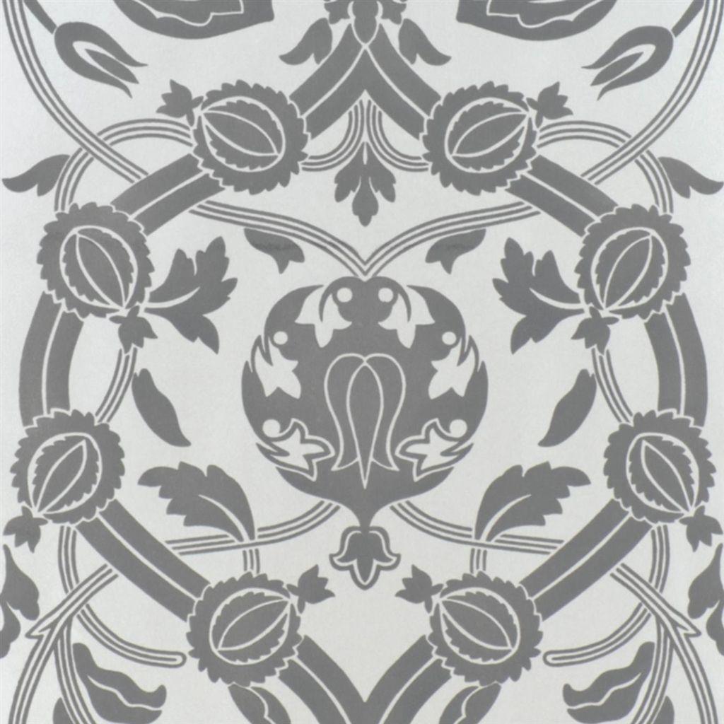 Английские обои Designers guild,  коллекция The Royal Collection - Rosa Chinensis, артикулPQ007/03