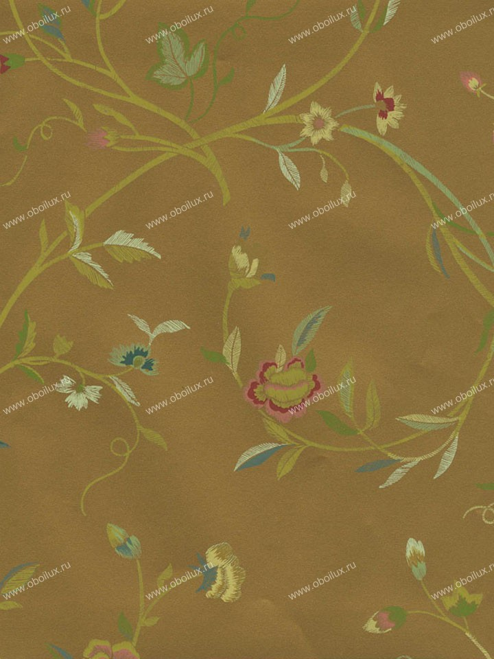 Американские обои Stroheim,  коллекция Color Gallery Cinnabar and Saf, артикул6888E0F20