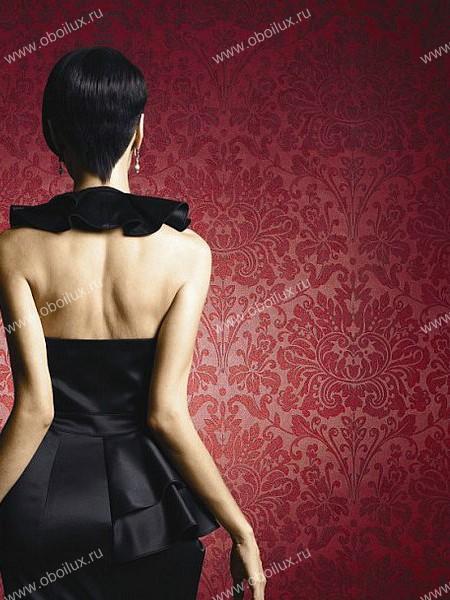 Бельгийские обои Tiffany Designs,  коллекция Black Pearl, артикулBP106