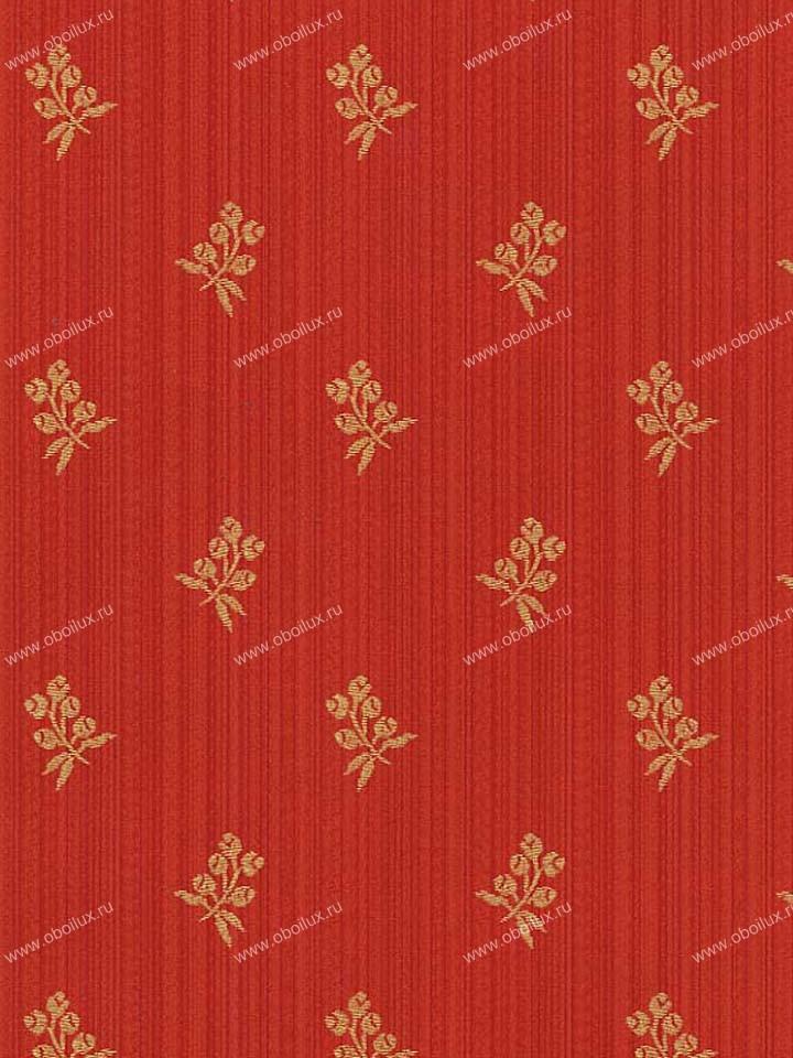 Американские обои Stroheim,  коллекция Color Gallery Crimson, артикул6609E0345