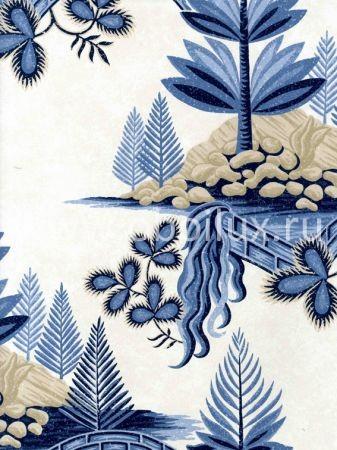 Английские обои Zoffany,  коллекция Fleurs Rococo, артикулFLW02003