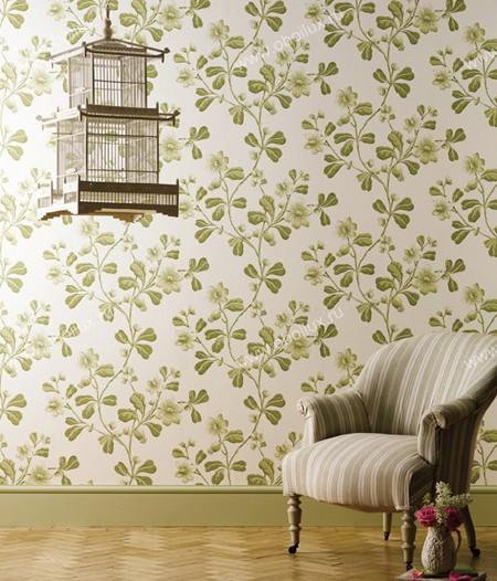 Английские обои Little Greene,  коллекция London Wallpapers, артикул0277BRGARDE