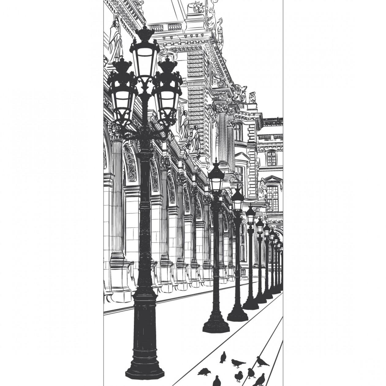 Французские обои Caselio,  коллекция Trendy Panels, артикулTDP61366085