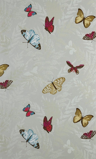 Английские обои Nina Campbell,  коллекция Wallpaper Album III, артикулNCW4010-01