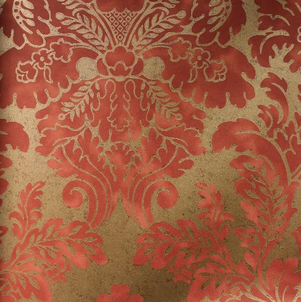 Английские обои Mulberry Home,  коллекция Imperial Wallpaper, артикулFG055M104