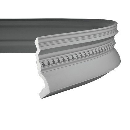 Карниз гибкий из полиуретана 1.50.152F