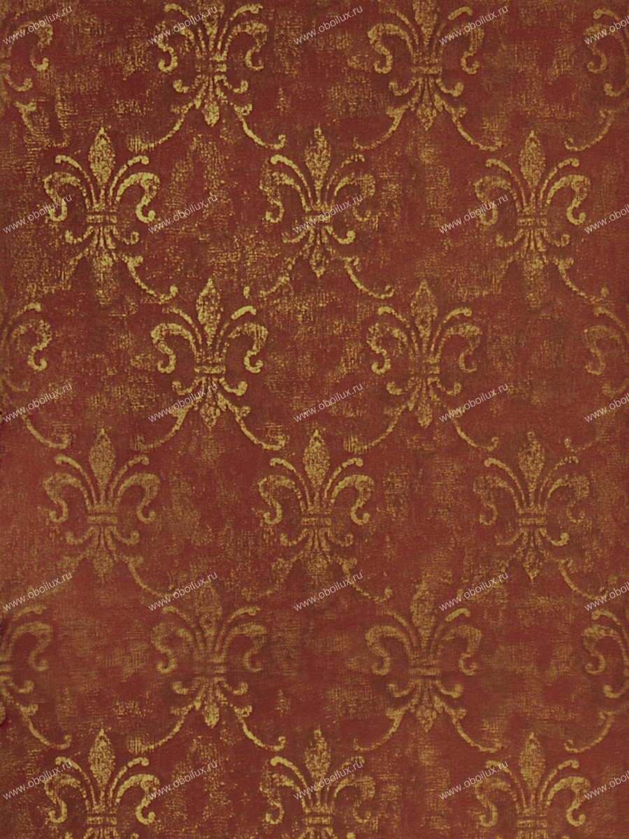Американские обои Stroheim,  коллекция Palettes, артикулFARMINGTONPersimmon