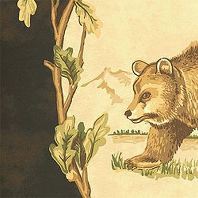 Американские обои Thibaut,  коллекция Castle Pine, артикулT6311
