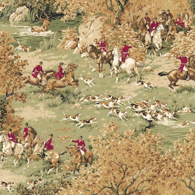 Американские обои York,  коллекция Ronald Redding - Houndstooth, артикулMS8248