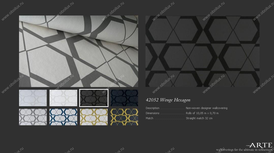 Бельгийские обои Arte,  коллекция Maison 01, артикул42052