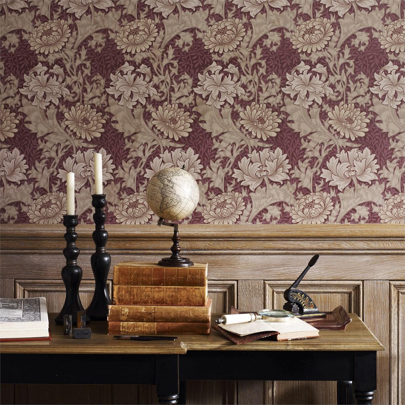 Английские обои Morris & Co,  коллекция Archive Wallpapers II, артикул212548