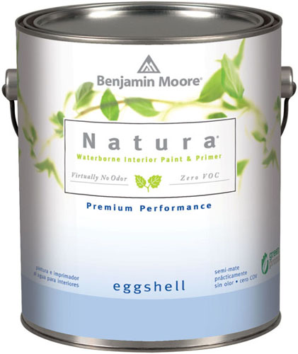Natura 513 Waterborne Interior Paint - Eggshell Finish