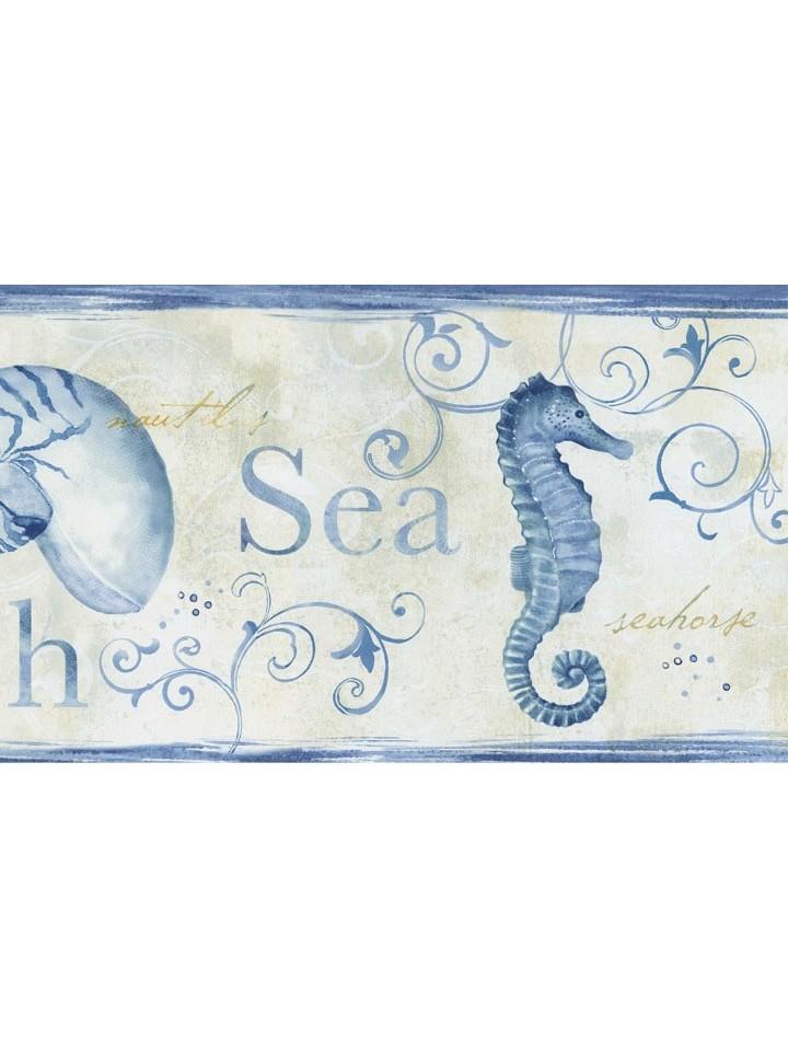 Американские обои Chesapeake,  коллекция Sand Dollar, артикулDLR53561B