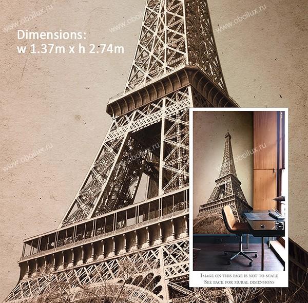 Американские обои Studio 465,  коллекция Paris, артикул72500MBRS