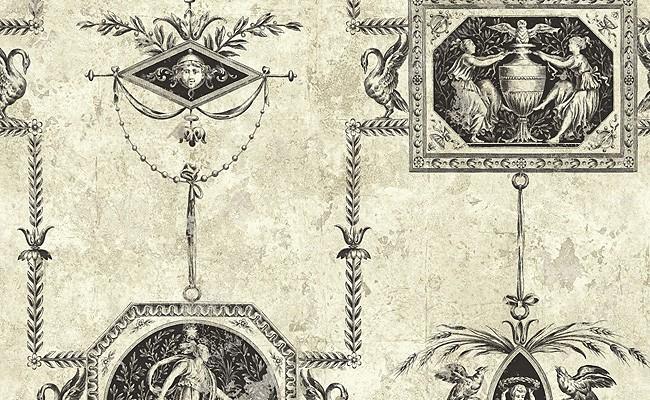 Американские обои Fresco,  коллекция Lustrous, артикулJH30610