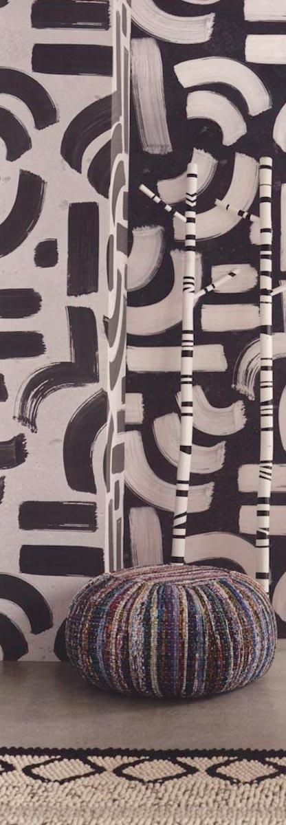 Обои  Eijffinger,  коллекция Black and Light, артикул356215