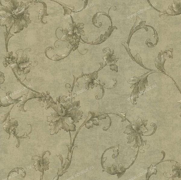 Американские обои Fresco,  коллекция Mirage Traditions, артикул987-56526