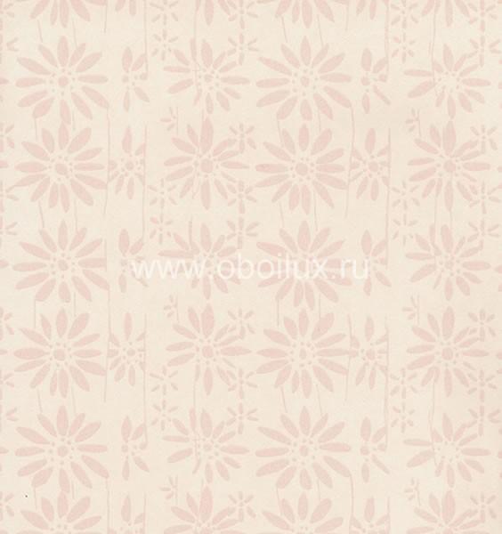 Английские обои The art of wallpaper,  коллекция Stripes Daisy Lace, артикулaow-dai-04
