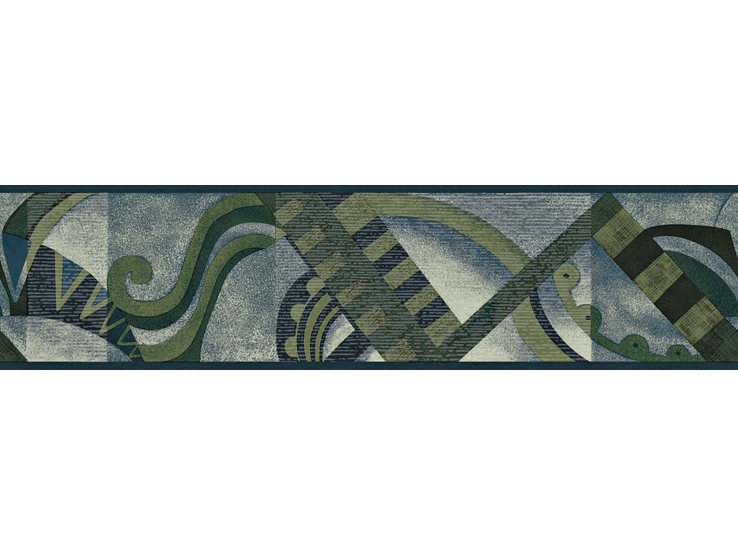 Канадские обои Blue Mountain,  коллекция Borders, артикулBC1582618