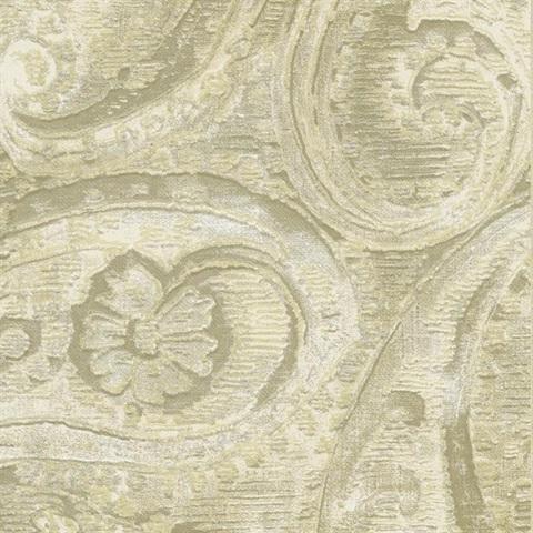 Американские обои York,  коллекция Gold Leaf, артикулGF0721