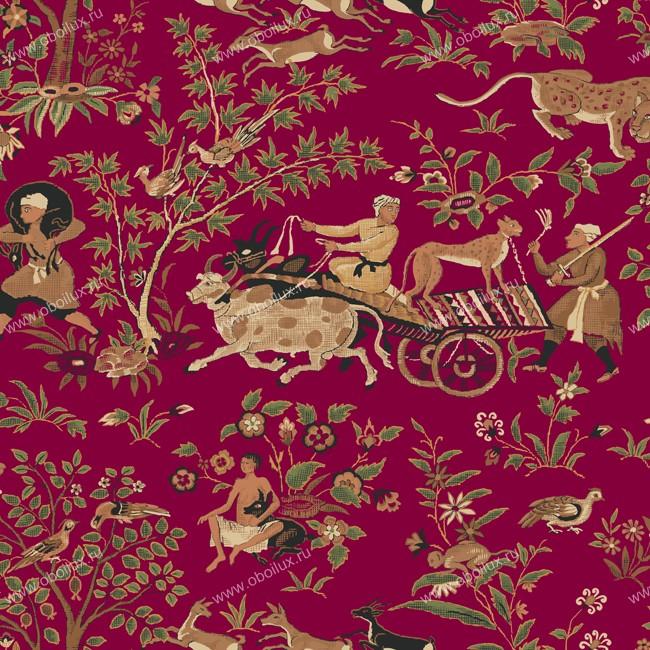 Американские обои York,  коллекция Ronald Redding - Houndstooth, артикулML1276
